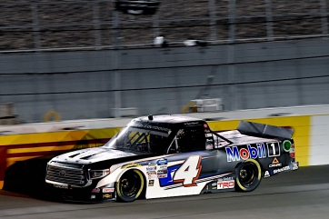 Raphael Lessard and Mobil 1 Team Earn Hard-Fought 20th-Place Finish at Las Vegas