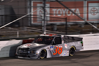 Todd Gilliland NGROTS Advance: Bristol Motor Speedway