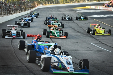 Indy Pro 2000 Oval Challenge of St. Louis Set for Saturday