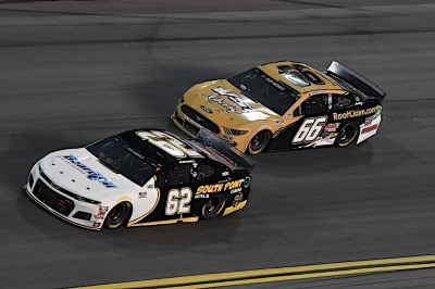 Brendan Gaughan caps final Daytona 500 with career-best finish