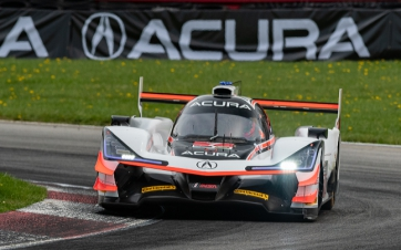 Mid-Ohio Sports Car Course approved to host a limited number of fans for Acura Sports Car Challenge on September 25-27