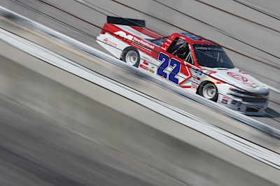 Austin Wayne Self and AM Racing ride Texas momentum to Martinsville Speedway