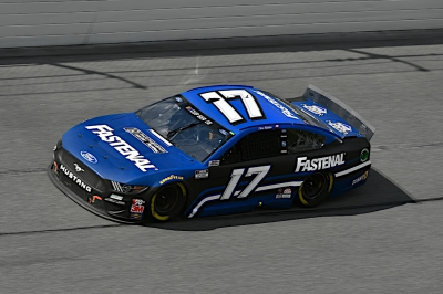 Buescher Secures Top-Five Finish in Inaugural Road Course Race at Daytona