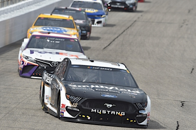 Aric Almirola Consistency Continues Ahead of Michigan Doubleheader