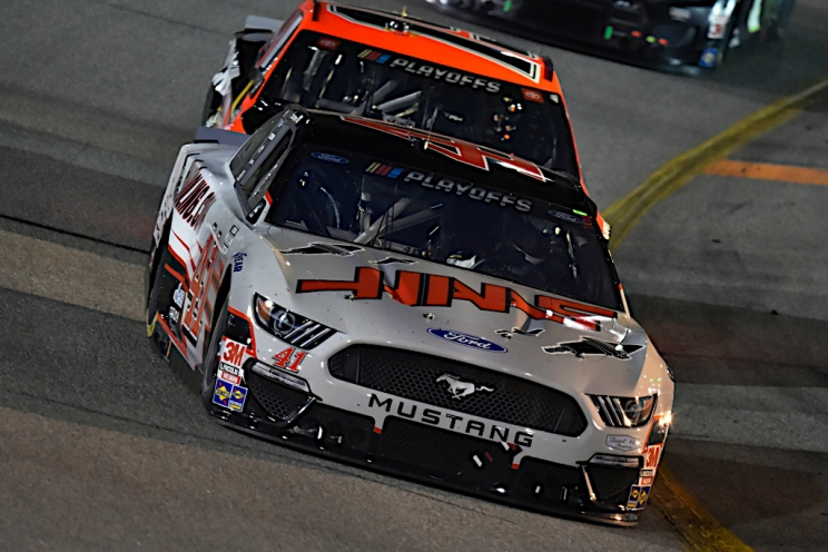 Custer Finishes 14th at Richmond