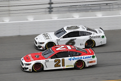 Newman Nets Top-20 Finish at Daytona Road Course