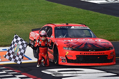 Allgaier Sweeps First NASCAR Xfinity Series Doubleheader Weekend at Richmond Raceway with Virginia is for Racing Lovers 250 Triumph