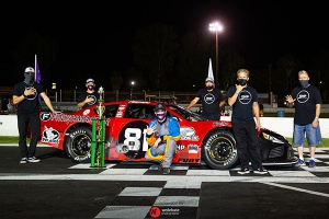 Buddy Shepherd adds to points lead with fourth pro win of 2020 at Madera