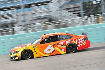 Newman Muscles to 7th-Place Run at Homestead