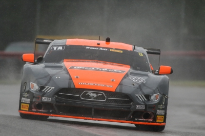 Ernie Francis Jr. Storms to Trans Am Victory at Mid-Ohio