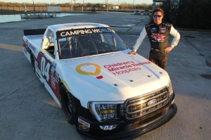 Roper Racing teams up with Children's Miracle Network