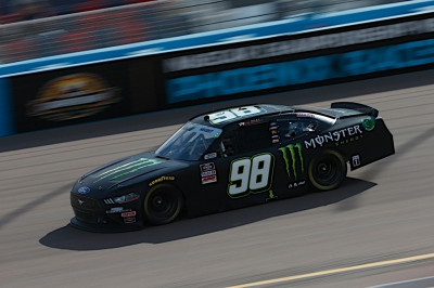 Monster Energy Racing: Riley Herbst Martinsville NXS Advance