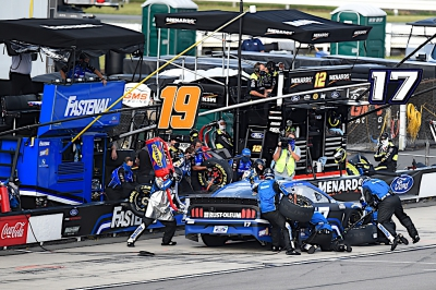 Buescher Finishes 36th at Pocono After Incident Derails Strong Start