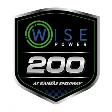 WISE Power to Serve as Entitlement Partner for NASCAR Camping World Truck Series Race at Kansas Speedway, May 1
