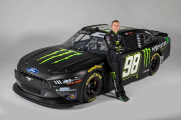 Monster Energy Racing: Riley Herbst Daytona Road Course NXS Advance