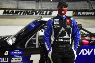 NGROTS: Engine Issues Derail Austin Hill's Title Hopes at Martinsville