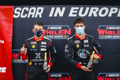 Giorgio Maggi and Vittorio Ghirelli win first ever NWES Pole Awards at Automotodrom Grobnik