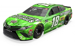 Kyle Busch The New Green Machine