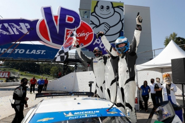Cool Under Pressure: Liddell, Chaves Turn Strong Restarts into Wins at VP Racing Stay Frosty 240