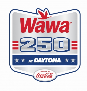 Wawa 250 starting lineup at Daytona International Speedway