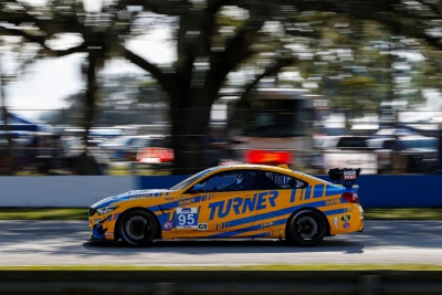 Turner Takes Third Triumph of 2020 as KohR Clinches Championship in IMSA Michelin Pilot Challenge at Sebring
