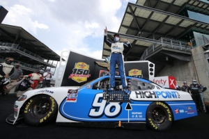 NXS: Chase Briscoe grabs Xfinity Series win at IMS road course