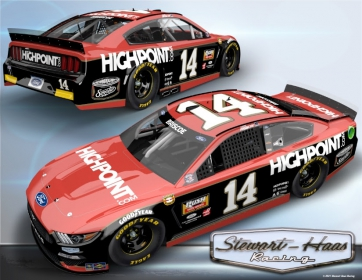 HighPoint.com Racing: Chase Briscoe Darlington Advance