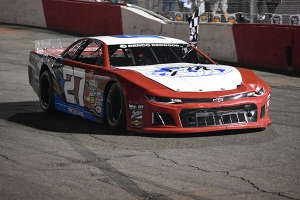 John Moore Sweeps Late Model Features at All American Speedway