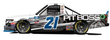 Pit Boss Grills to Sponsor Zane Smith at Texas Motor Speedway