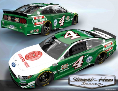 Hunt Brothers Pizza Racing: Kevin Harvick Richmond Advance