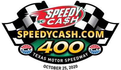 Speedycash.com 400 starting lineup at Texas Motor Speedway
