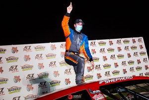 Shepherd drives to third Nut Up Pro Late Model win of 2020 at Madera
