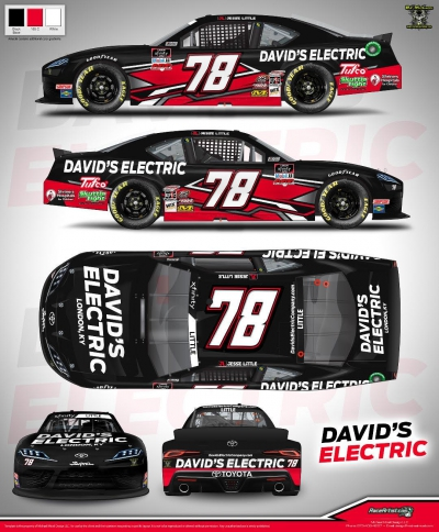 David's Electric joins Jesse Little at Homestead Miami