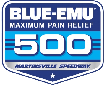 Blue-Emu Maximum Pain Relief 500 results from Martinsville Speedway