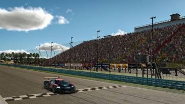 Pflucker Breaks Through in iRacing Finale at Watkins Glen;  Spengler Takes Season Championship