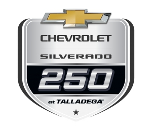 Chevy Silverado 250 Crucial Cutoff Race for the Round of 10 in the NASCAR Gander RV & Outdoors Truck Series Playoffs at Talladega Superspeedway, This Saturday, Oct. 3