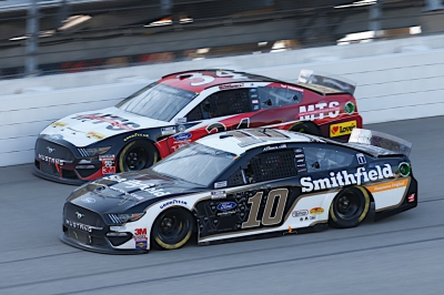 Aric Almirola Regular Season Goal Achieved Heading to Daytona
