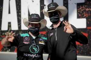 NXS:Austin Cindric declared Xfinity Series winner at Texas, Kyle Busch disqualified