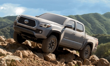 Development of Toyota Tacoma 3.5 V6 Supercharger Underway
