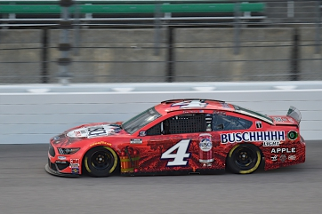 Kevin Harvick Yes, Michigan (Twice)