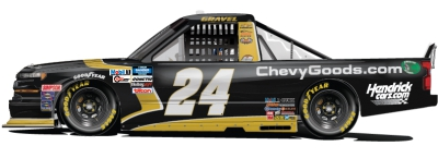 ChevyGoods.com to Sponsor David Gravel in NASCAR Gander RV & Outdoors Truck Series