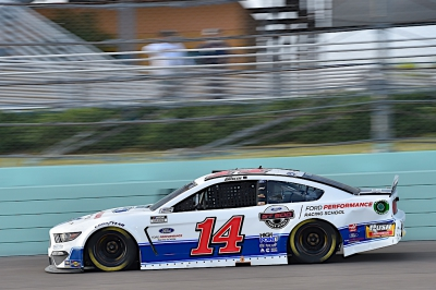 Briscoe Finishes 18th at Homestead