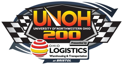 UNOH 200 starting lineup at Bristol Motor Speedway
