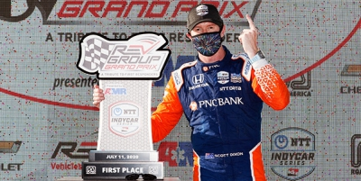 Dixon Still Untouchable with Third Straight Win of 2020 after Exciting First Race at Road America