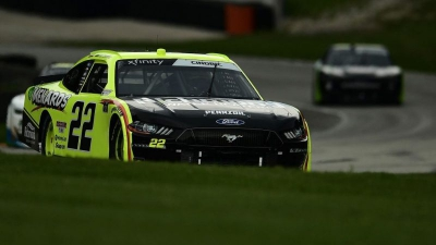 Austin Cindric Proves to be a Road Runner at Road America