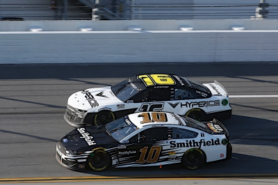 Almirola Finishes 17th at Daytona Road Course