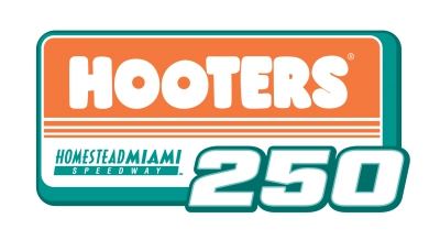 Hooters 250 starting lineup at Homestead Miami Speedway