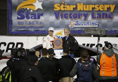 Kyle Busch victorious in return to The Bullring