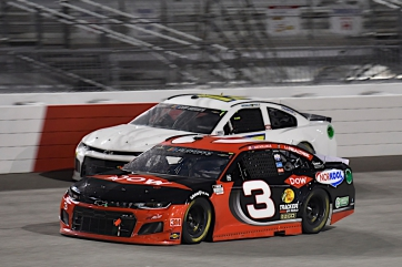 RCR Post Race Report - Federated Auto Parts 400