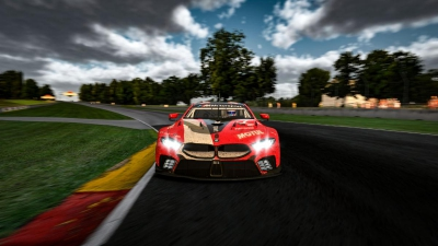 Konica Minolta Presents IMSA iRacing  at Watkins Glen International